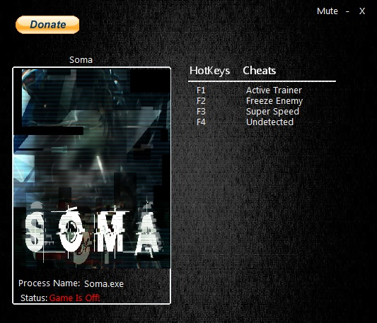 Download Cheats For SOMA
