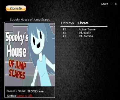 Spooky House of Jump Scares cheats