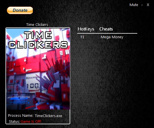 Time Clickers Cheat
