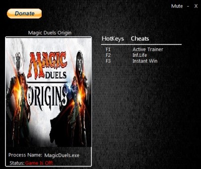 Magic Duels Origins cheats