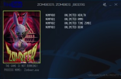 Zombeer cheats