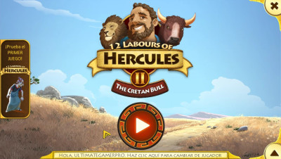 12 Labours of Hercules II The Cretan Bull cheats