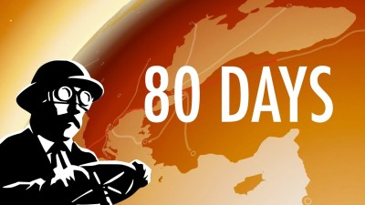 80 Days cheats