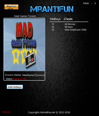 Mad Games Tycoon cheats