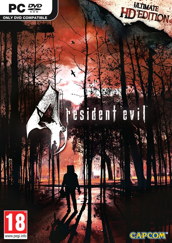 Resident Evil 4HD