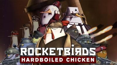 Rocketbirds Hardboiled Chicken cheats