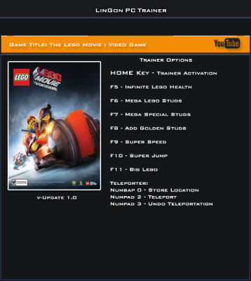 The LEGO Movie Videogame cheats