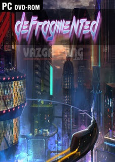 Defragmented Game Pc Cover vazgaming