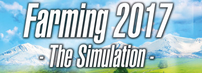 Farming 2017 - The Simulation cheats