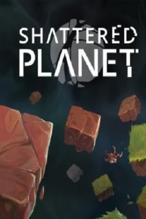 Shattered Planet cover