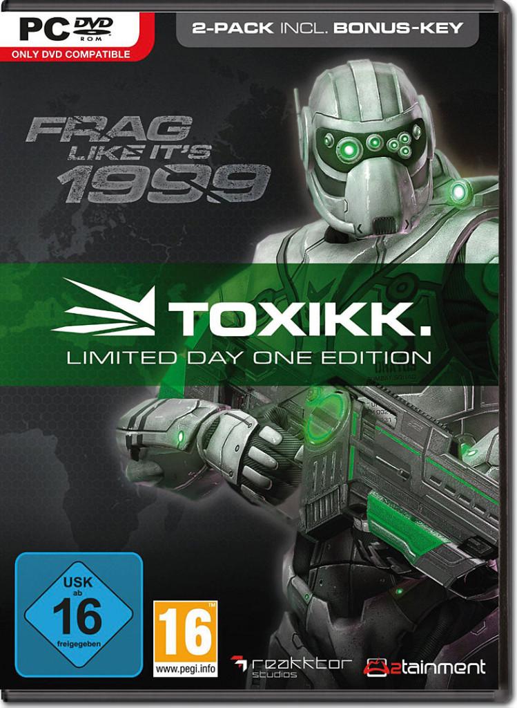 Toxikk cover
