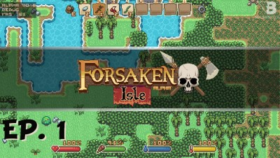 Forsaken Isle cheats
