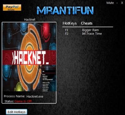 Hacknet cheats