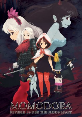 Momodora Reverie Under the Moonlight