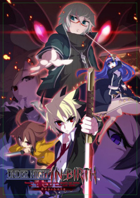 Under Night In Birth Exe Late