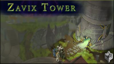 Zavix Tower cheats