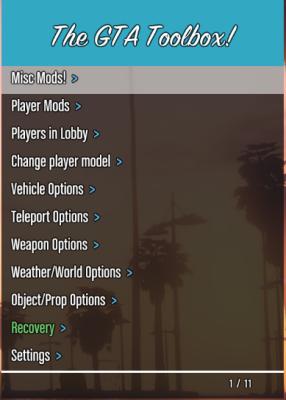 GTA 5 Online cheats