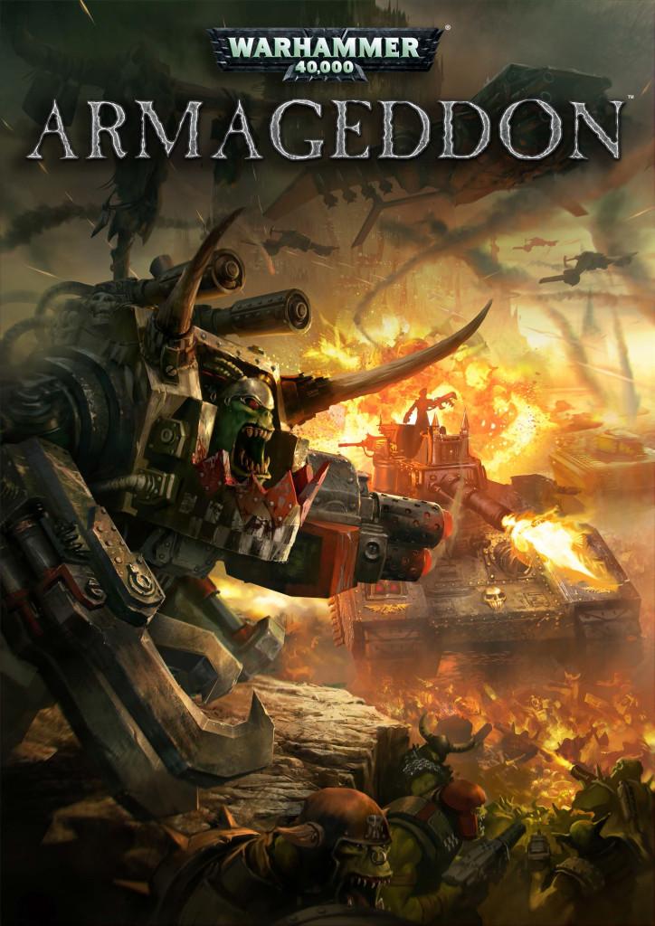 Warhammer 40000 Armageddon - Da Orks
