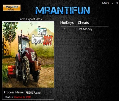 Farm Expert 2017 cheats