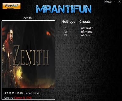 Zenith trainer