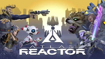 Atlas Reactor trainer