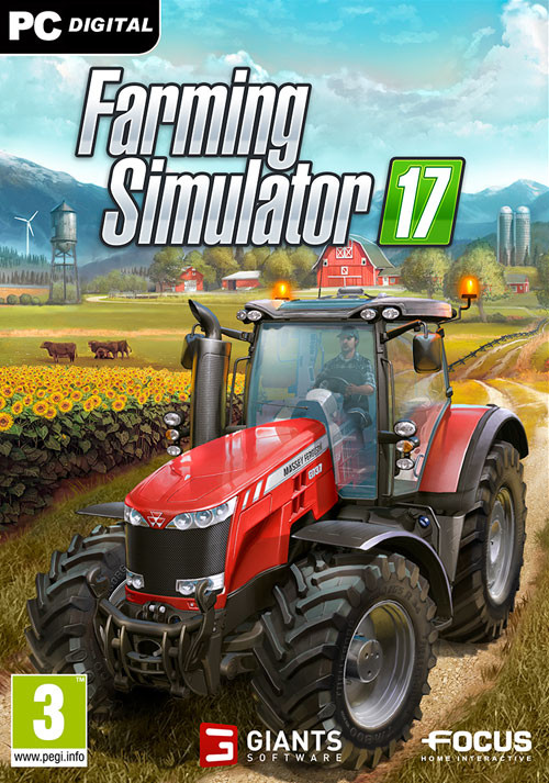 Farming Simulator 17 trainer