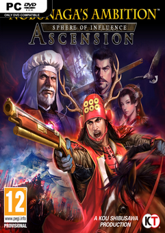 Nobunaga's Ambition Sphere of Influence Ascension