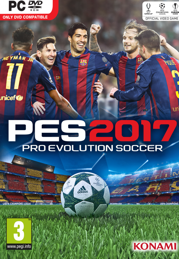 Pro Evolution Soccer 2017 cheats