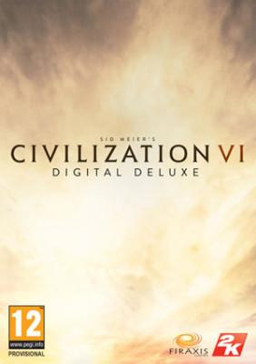 Sid Meier's Civilization 6 savegame