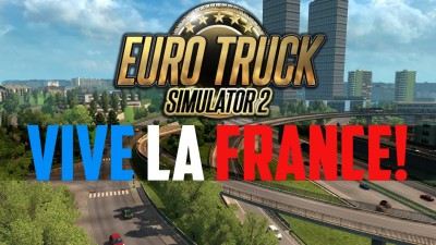 ETS 2 Vive la France cheats