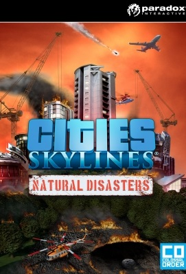 Cities Skylines Natural Disasters trainer