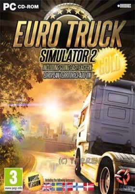 Euro Truck Simulator 2 Trainer +7