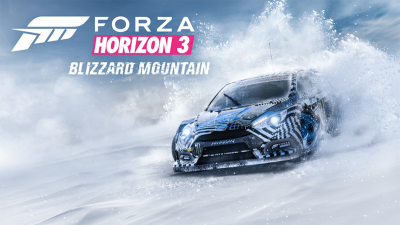 Forza Horizon 3 Blizzard Mountain cheats