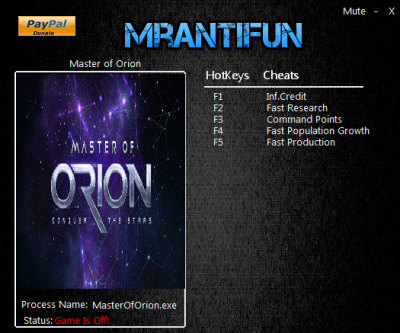 Master of Orion (2016) cheats v54.6