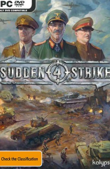 sudden strike 4 trainer