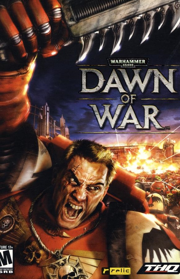 Warhammer 40k Dawn of War Soulstorm