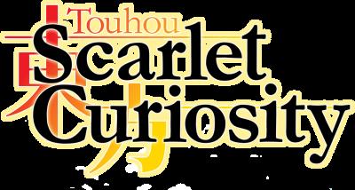 TouhouScarletCuriosity_Logo