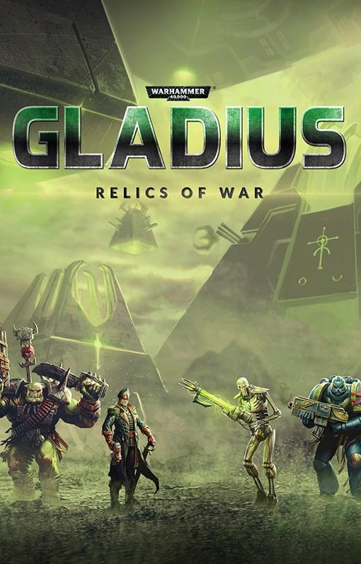 Warhammer 40000 Gladius - Relics of War