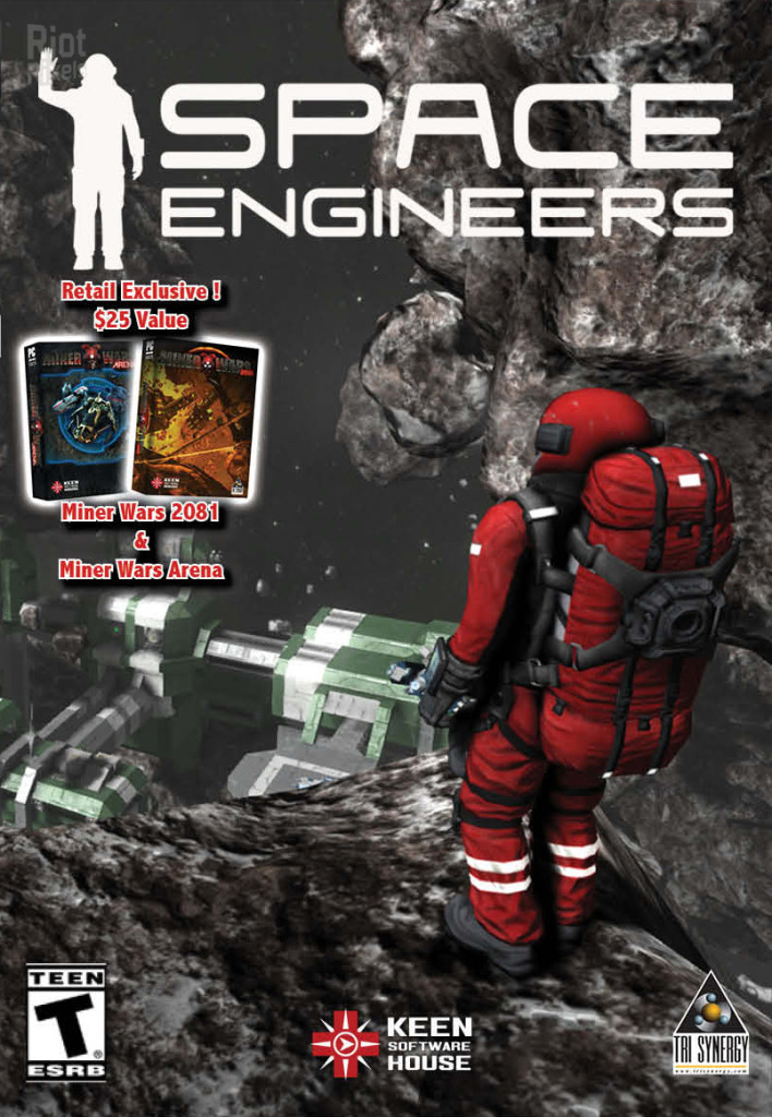 Space Engineers v1 189 Trainer +4 - Download free