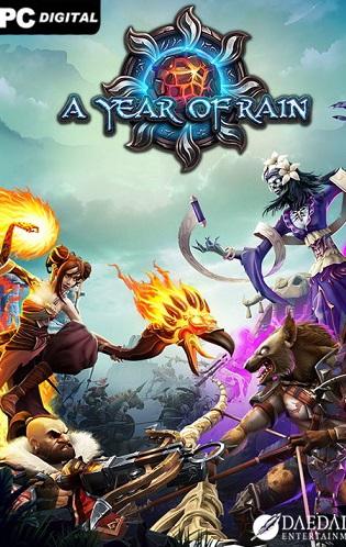 Year Of Rain,