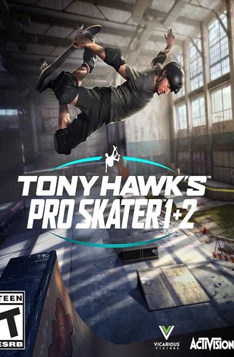 Tony Hawks Pro Skater 1 and 2 Remastered
