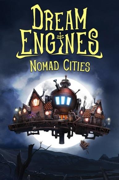Dream Engines Nomad Cities