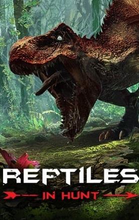 Reptiles In Hunt